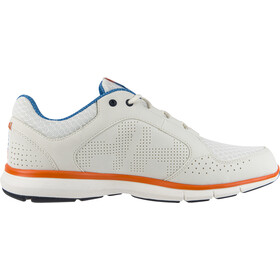 Helly Hansen Ahiga V4 Hydropower Shoes Men, off white/racer blue/blaze orange